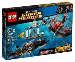 LEGO DC Comics Super Heroes - Fekete Manta mélytengeri támadása (76027)