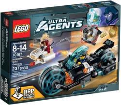 LEGO Ultra Agents - Invizable szökik az arannyal (70167)