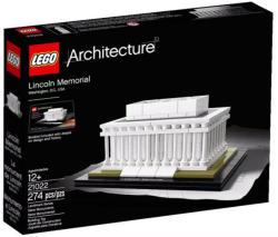 LEGO Architecture - Lincoln-emlékmű (21022)