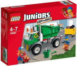LEGO Juniors - Szemetes autó (10680)