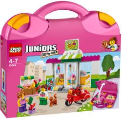 LEGO Juniors - Szupermarket játékbőrönd (10684)