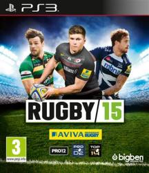 Bigben Interactive Rugby 15 (PS3)