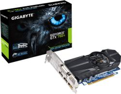 GIGABYTE GeForce GTX 750 Ti 2GB GDDR5 128bit PCI-E (GV-N75TOC-2GL)