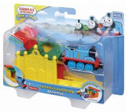 Mattel Thomas mozdonyok kilövővel - Thomas