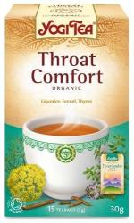 YOGI TEA Toroknyugtató Tea 17 Filter