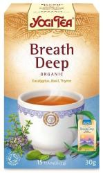 YOGI TEA Mély Lélegzet Tea 17 Filter