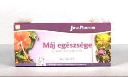 JuvaPharma Máj Egészsége Tea 25 Filter