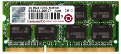 Transcend 4GB DDR3 1600MHz TS512MSK64W6N