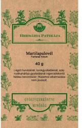 Herbária Martilapu Levél 40g