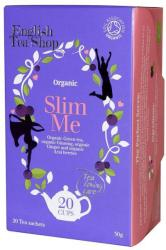 English Tea Shop Slim Me Bio Wellness Tea 20 Filter