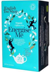 English Tea Shop Energise Me Bio Wellness Tea 20 Filter