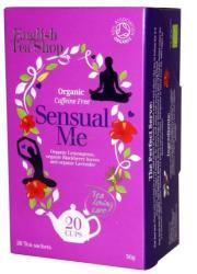 English Tea Shop Sensual Me Bio Wellness Tea 20 Filter
