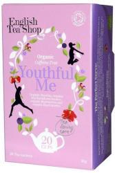 English Tea Shop Youthful Me Bio Wellness Tea 20 Filter