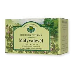 Herbária Mályvalevél Tea 20 Filter