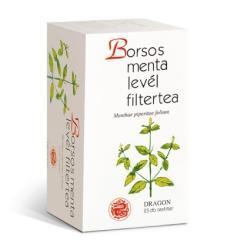 Bioextra Borsmenta Levél Tea 25 Filter