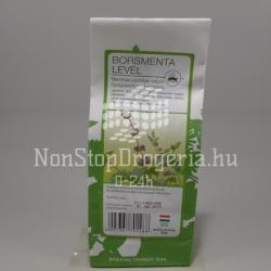 Bioextra Borsmenta Levél Tea 50g