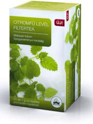 Bioextra Citromfű Levél Tea 25 Filter