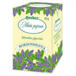 Herbex Borsosmentalevél Tea 50g