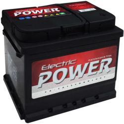 Electric Power 50Ah 420A Jobb+