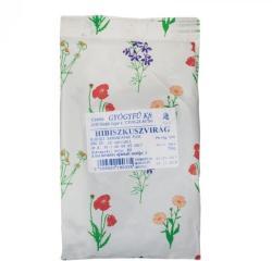Gyógyfű Hibiszkuszvirág 50g