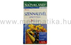 Naturland Szennalevél Tea 25 Filter