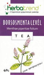 Herbatrend Borsmenta Levél Tea 40g