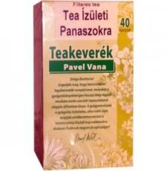 Pavel Vana Tea Ízületi Panaszokra 40 filter