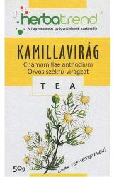 Herbatrend Kamillavirág Tea 50g