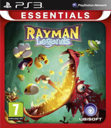 Ubisoft Rayman Legends [Essentials] (PS3)