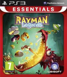 Ubisoft Rayman Legends [Essentials] (PS3)