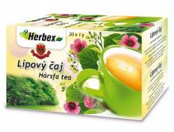 Herbex Hársfa Tea 20 Filter