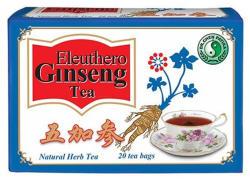 Dr. Chen Ginseng Eleuthero Zöld Tea 20 Filter