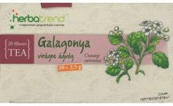 Herbatrend Galagonya Virágos Hajtásvég Gyógynövénytea 20 Filter