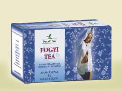 Mecsek-Drog Kft Fogyi Tea Ananásszal És Mate Teával 20 Filter