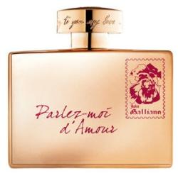 John Galliano Parlez-moi d'Amour Gold Edition EDT 100ml Tester