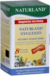 Naturland Nyugtató  Teakeverék 25 Filter