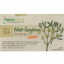 Herbatrend Fehér Fagyöngy Tea 20 Filter