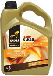 Kross Exeo 5W-40 TDI 5L