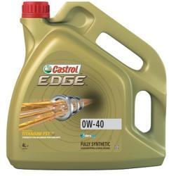 Castrol Edge 0W-40 Titanium FST (4L)
