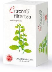 Dragon Citromfű Tea 25 Filter