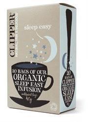 Clipper Bio Könnyű Álom Nyugtató Tea 20 Filter