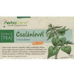 Herbatrend Csalánlevél Tea 20 Filter