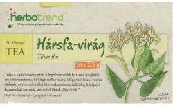 Herbatrend Hársfavirág Tea 20 Filter