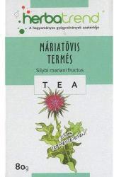 Herbatrend Máriatövis Termés Tea 80g