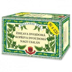 Herbex Csalánlevél Tea 20 Filter