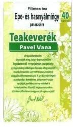 Pavel Vana Gyógytea Epe-és Hasnyálmirigy 40 Filter