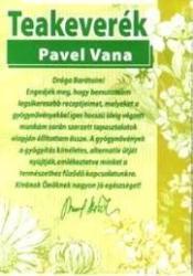 Pavel Vana Gyógytea Májpanaszokra 40 Filter