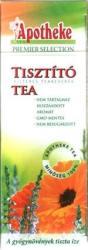 Apotheke Anti-Tox Herbal Tea 20 Filter