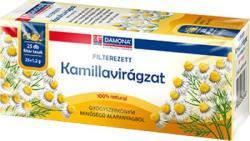 Damona Kamillavirágzat Tea 25 Filter