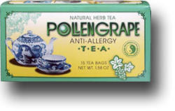 Dr. Chen Pollengrape Tea 20 Filter